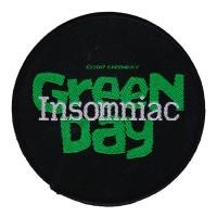 Green Day - Insomniac Round (Patch)