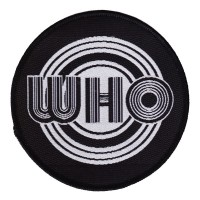 Who - Circles (Patch)