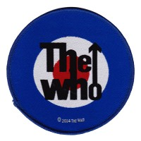 Who - Target Logo (Patch)