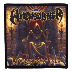 Witchburner - Bloodthirsty Eyes (Patch)