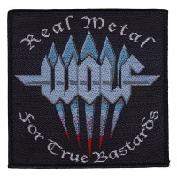 Wolf - Real Metal (Patch)