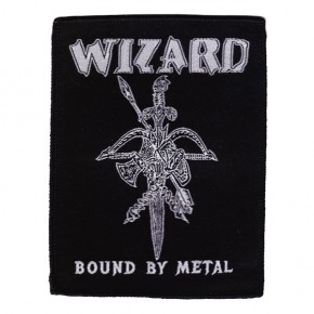 Wizard - Bound By Metal (Patch)
