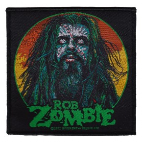 Zombie, Rob - Zombie Face (Patch)