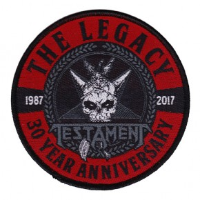 Testament - 30th Anniversary (Patch)