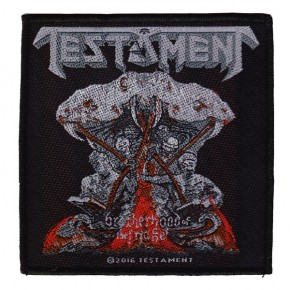 Testament - Brotherhood Of The Snake (Patch)