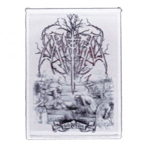 Thyrfing - Hels Vite White (Patch)