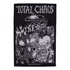 Total Chaos - Logo (Patch)