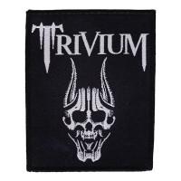 Trivium - Skull (Patch)