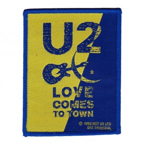 U2 - Love Comes To Town (Patch)