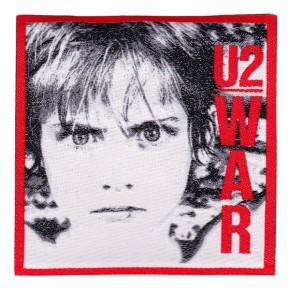 U2 - War (Patch)