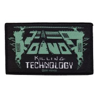 Voivod - Killing Technology (Patch)