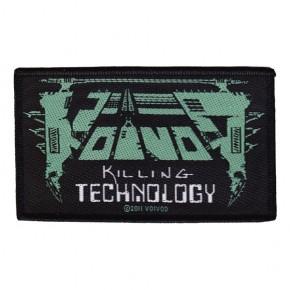 Voivod - Killing Technology (Patch)