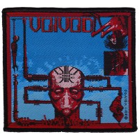 Voivod - Nothing Face (Patch)