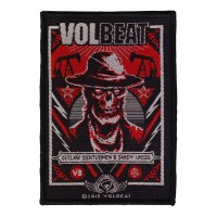 Volbeat - Ghoul Frame (Patch)