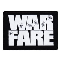 Warfare - Logo (Patch)