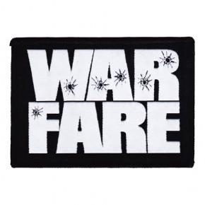 Warfare - Logo (Patch)