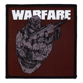 Warfare - Metal Anarchy (Patch)