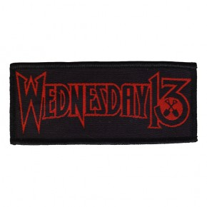Wednesday 13 - Logo (Patch)