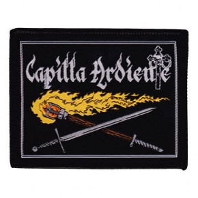 Capilla Ardiente - Logo (Patch)