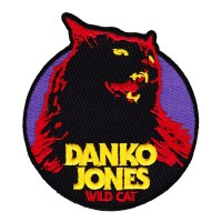 Danko Jones - Wild Cat (Patch)
