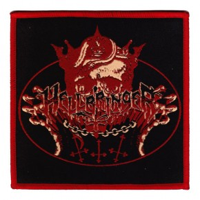 Hellbringer - Logo (Patch)