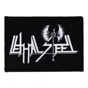 Lethal Steel - Logo (Patch)