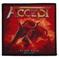 Accept - Blind Rage (Patch)