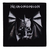 Necronomicon - Logo (Patch)