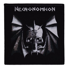 Necronomicon - Logo (Patch)