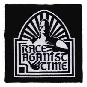 Race Against Time - Logo (Patch)