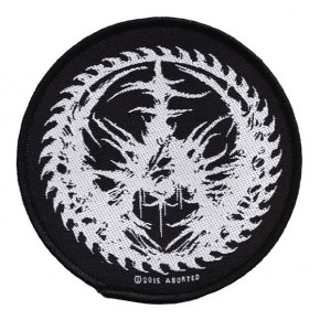 Aborted - Blade Logo (Patch)
