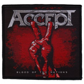 Accept - Blood Of The Nations (Patch)