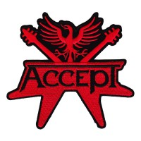 Accept - Embroidered Logo (Patch)