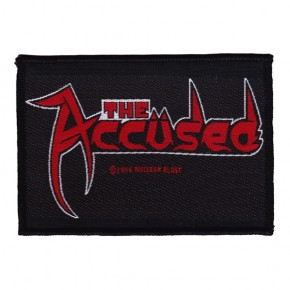 Accused - Logo (Patch)