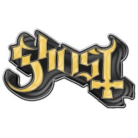 Ghost - Logo (Metal Pin Badge)