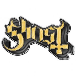 Ghost - Logo (Metal Pin Badge)