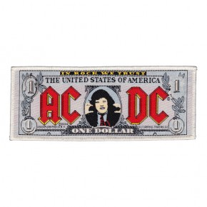 ACDC - Bank Note (Superstrip Patch)