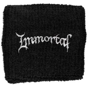 Immortal - Logo (Sweatband)