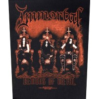 Immortal - Demons Of Metal (Backpatch)