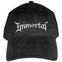 Immortal - Logo (Baseball Cap)