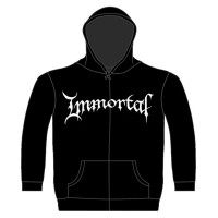 Immortal - At The Heart Of Winter (Zipped Hooded Sweatshirt)