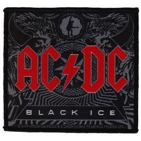 ACDC - Black Ice (Patch)