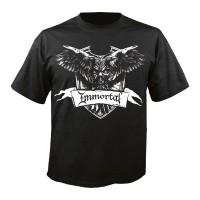 Immortal - Crest (T-Shirt)