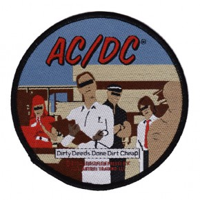 ACDC - Dirty Deeds Done Dirt Cheap (Patch)