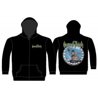 Sacred Reich - Surf Nicaragua (Zipped Hooded Sweatshirt)