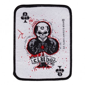Alchemy Gothic Ace Of Clubs (Patch)