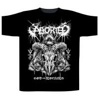Aborted - God Of Nothing (T-Shirt)