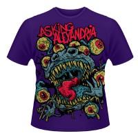 Asking Alexandria - Eyeballs (T-Shirt)