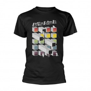 At The Drive In - Colour Work (T-Shirt)