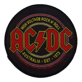 ACDC - High Voltage Rock N Roll (Patch)